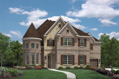 Flower Mound Single Family Home For Sale: 213 Bridgewater Place Place