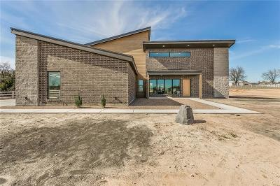Weatherford Single Family Home For Sale: 2678 Ranger Highway