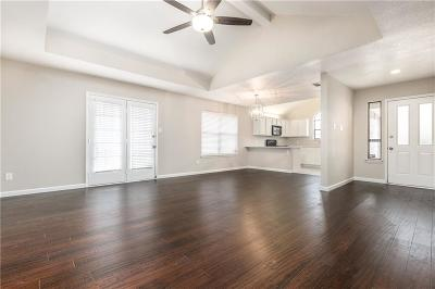 Grapevine Single Family Home Active Option Contract: 1510 Laguna Vista Way
