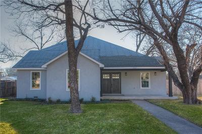 Fort Worth Single Family Home For Sale: 3841 Englewood Lane