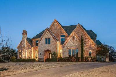 Keller Single Family Home Active Option Contract: 1604 Overlook Terrace