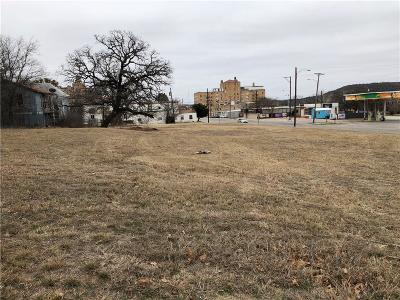 Palo Pinto County Commercial Lots & Land Active Option Contract: 704 N Oak Avenue