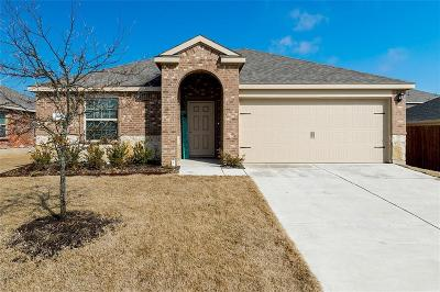 Single Family Home Active Option Contract: 1508 Sorghum Drive