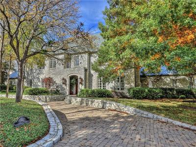 Mira Vista, Mira Vista Add, Trinity Heights, Meadows West, Meadows West Add, Bellaire Park, Bellaire Park North Single Family Home For Sale: 6941 Ridgewood Drive