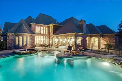Southlake Single Family Home For Sale: 2112 Cheyenne Park Lane