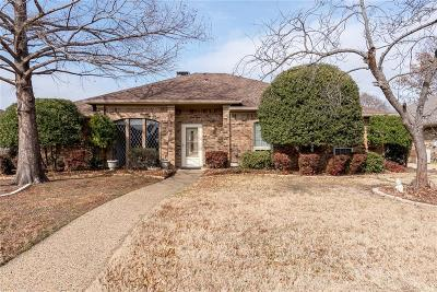 Allen Single Family Home For Sale: 819 Spring Brook Drive