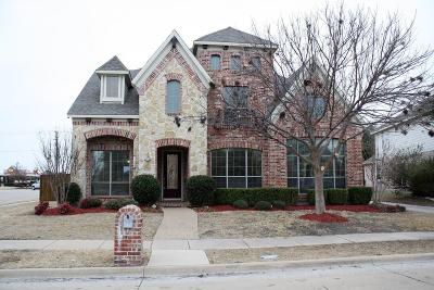 Allen Single Family Home For Sale: 1825 Peach Tree Court