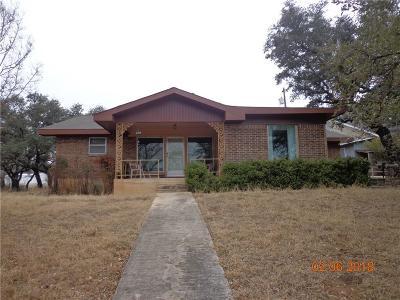 Brownwood Single Family Home For Sale: 4510 Fm 3021