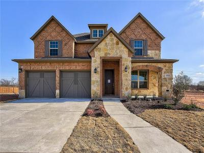 The Colony Single Family Home For Sale: 5864 Austin Waters