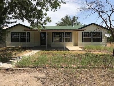 Eastland County Farm & Ranch For Sale: 117 County Road 265
