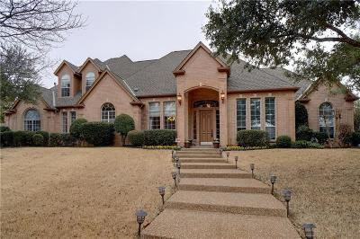 Southlake Single Family Home Active Option Contract: 907 Hillcrest Trail