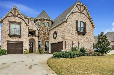 Single Family Home For Sale: 9100 Stacee Lane