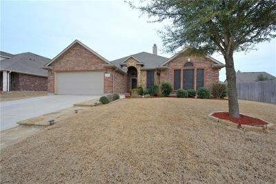 Weatherford Single Family Home For Sale: 2233 Caroline Drive