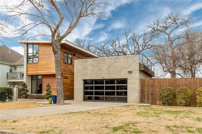 Fort Worth Single Family Home For Sale: 921 N Bailey Avenue