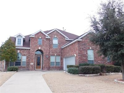 Mansfield Single Family Home For Sale: 207 Odyssey Lane