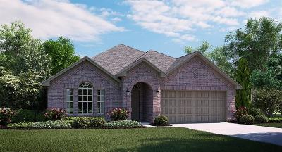 Prosper Single Family Home For Sale: 16005 Holly Creek