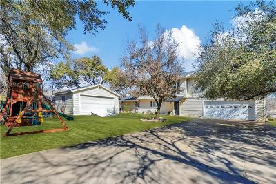 Fort Worth Single Family Home Active Option Contract: 9390 Live Oak Lane