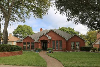 Coppell Single Family Home Active Contingent: 612 E Bethel School Road