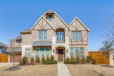 Frisco Single Family Home For Sale: 3776 Cathedral Lake Drive