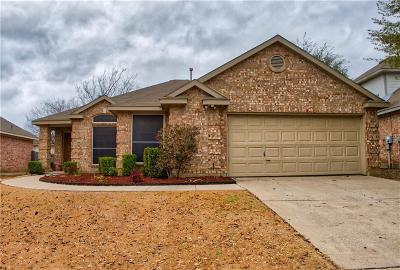 Fort Worth TX Single Family Home For Sale: $200,500