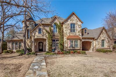 McKinney Single Family Home Active Option Contract: 2716 Hidden Forest Drive