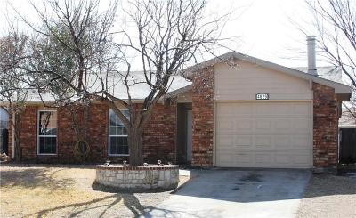 The Colony TX Single Family Home For Sale: $209,900