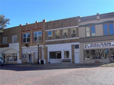 Eastland Commercial For Sale: 112 W Commerce