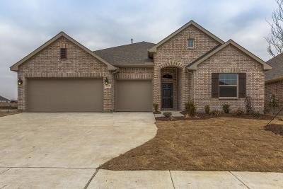 Forney Single Family Home For Sale: 1660 Deerpath Drive