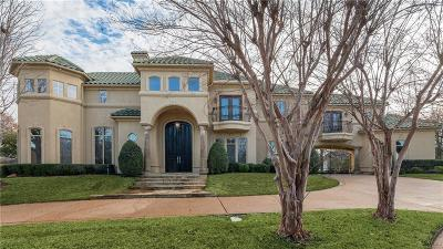 Colleyville Single Family Home Active Option Contract: 2803 Edgewood Lane