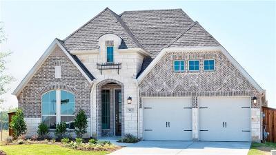 McKinney Single Family Home For Sale: 912 Heron Creek Pass