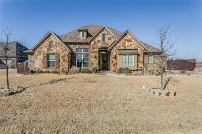 Single Family Home For Sale: 1216 Twisting Meadows Drive