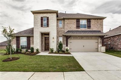 Celina Single Family Home For Sale: 4308 Dashland Drive