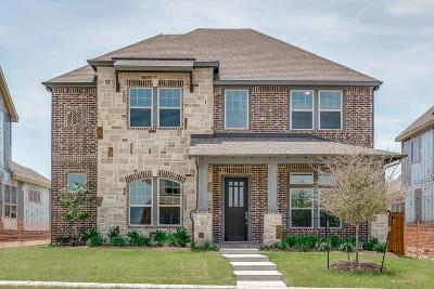 Frisco Single Family Home For Sale: 13869 Round Prairie Lane