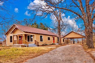 Denison Single Family Home For Sale: 1510 S Lillis Lane