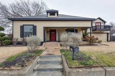 Grapevine Single Family Home For Sale: 205 S Dooley Street