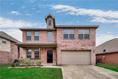 Seagoville Single Family Home For Sale: 2909 Castlebend Drive