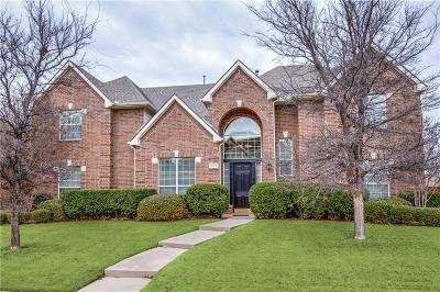 Frisco Single Family Home For Sale: 14764 Turnbridge Drive