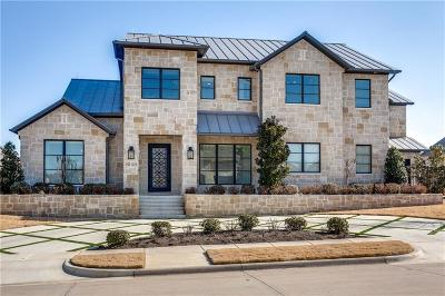Southlake  Single Family Home Active Option Contract: 1005 Whittington Place