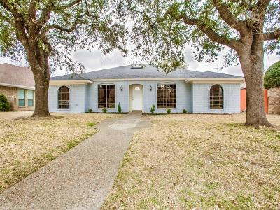 Richardson Single Family Home For Sale: 1215 Kenshire Lane