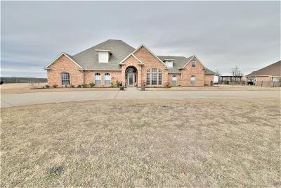 Terrell Single Family Home For Sale: 2151 W Alamosa Drive