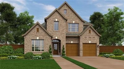 Colleyville Single Family Home For Sale: 3713 Mouton