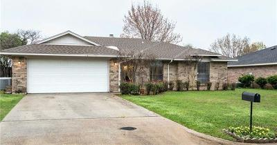 Southlake, Westlake, Trophy Club Single Family Home Active Option Contract: 20 Alamosa Drive