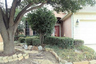Single Family Home For Sale: 5501 Penwell Drive