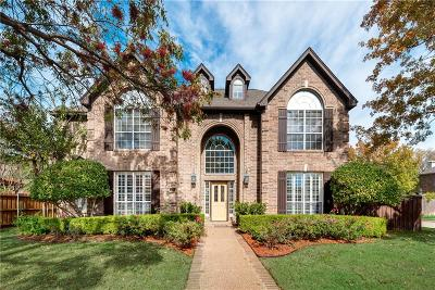 Coppell Single Family Home Active Contingent: 338 Walnut Grove Lane