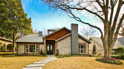 Dallas, Fort Worth Single Family Home For Sale: 6610 Southpoint Drive