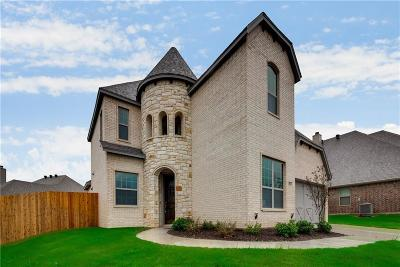 Aledo Single Family Home For Sale: 836 Sunflower Court