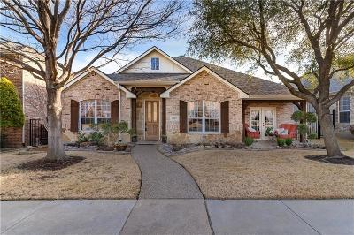Frisco Single Family Home For Sale: 5627 Wendover Drive