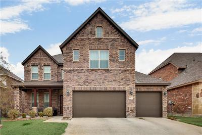 Little Elm Single Family Home For Sale: 1021 Lavender Drive
