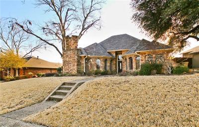Rowlett Single Family Home For Sale: 3106 Cambridge Drive