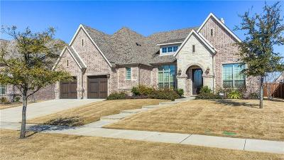 Prosper Single Family Home For Sale: 4550 Acacia Parkway